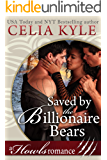 Saved by the Billionaire Bears: Howls Romance | Paranormal Shapeshifter Menage Romance