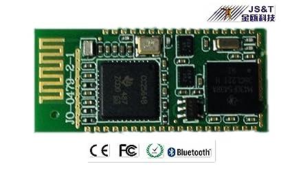 Jinou Bluetooth 4 1 Dual Mode Module BLE/EDR Serial Module TI CC2564 Chip  Android/iOS