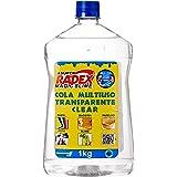Radex Cola Multiuso Transparente Clear, 1kg
