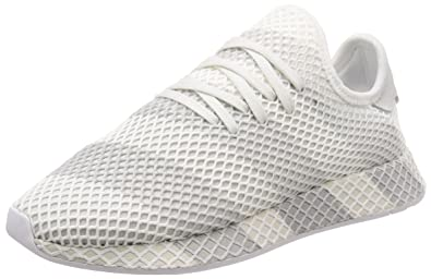 new products 2dbc3 9c71a adidas - Consortium Deerupt - AC7755 - Color White-Grey - Size 9.5
