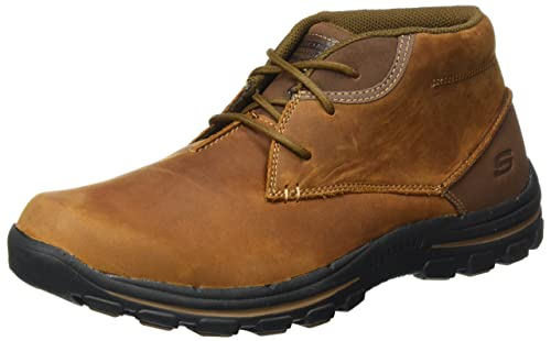 2071ab9f70bdb Skechers Men's Braver-Horatio Ankle Boots: Amazon.co.uk: Shoes & Bags