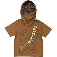 Star Wars Little Boys' Hooded Costume Tee