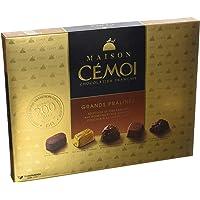 Cémoi boîte assortiment de chocolat maison Grands Pralinés