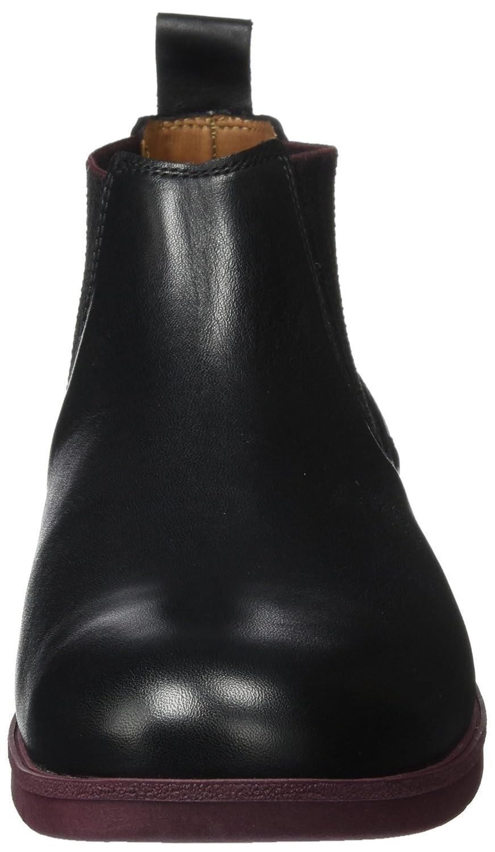 Ganter Gabriel-g Herren Gabriel-g Ganter Chelsea Boots Schwarz (Schwarz) 5ab740