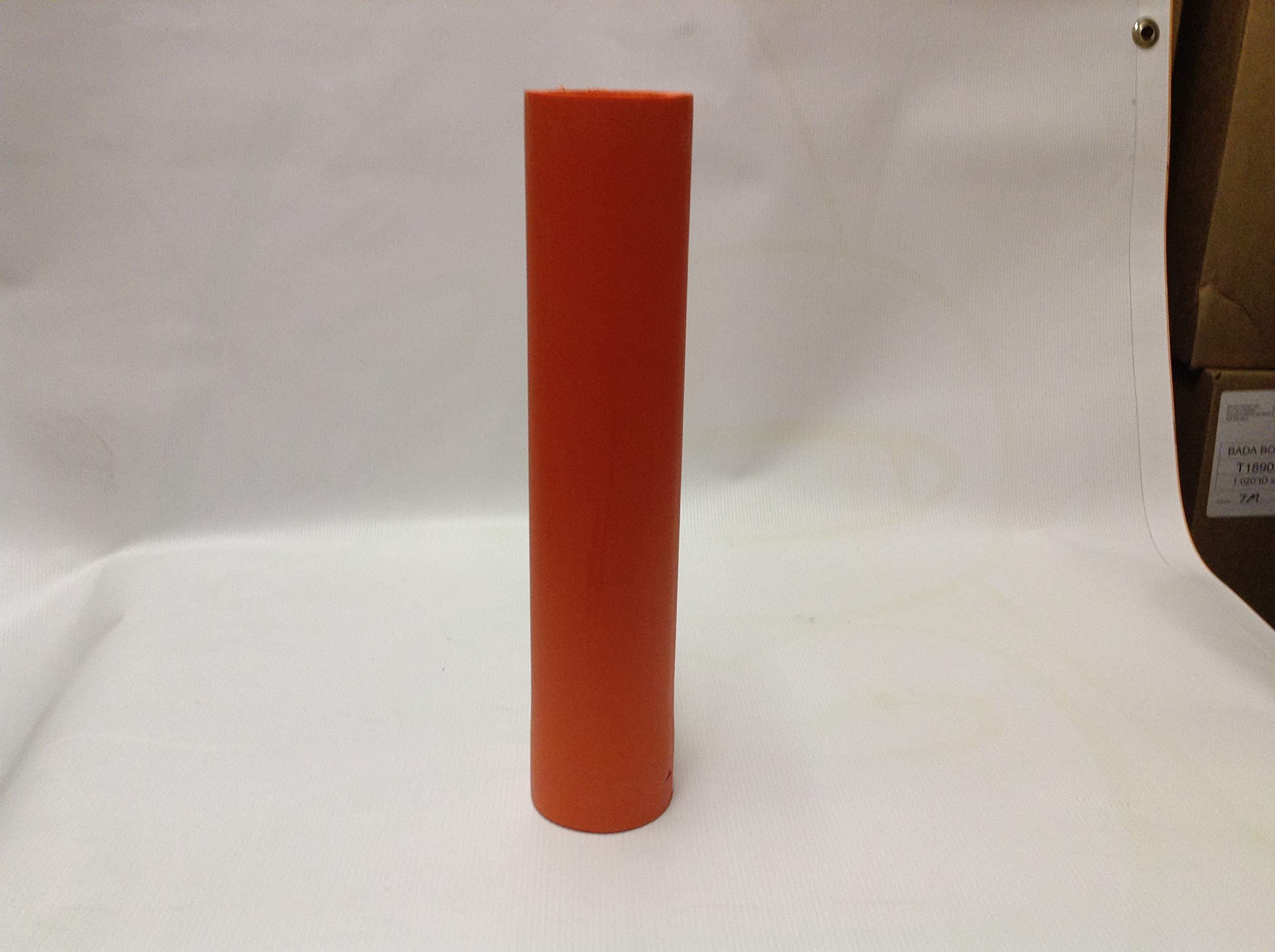 Mortar Tube Fireworks Orange HDPE DR 11 10PCS
