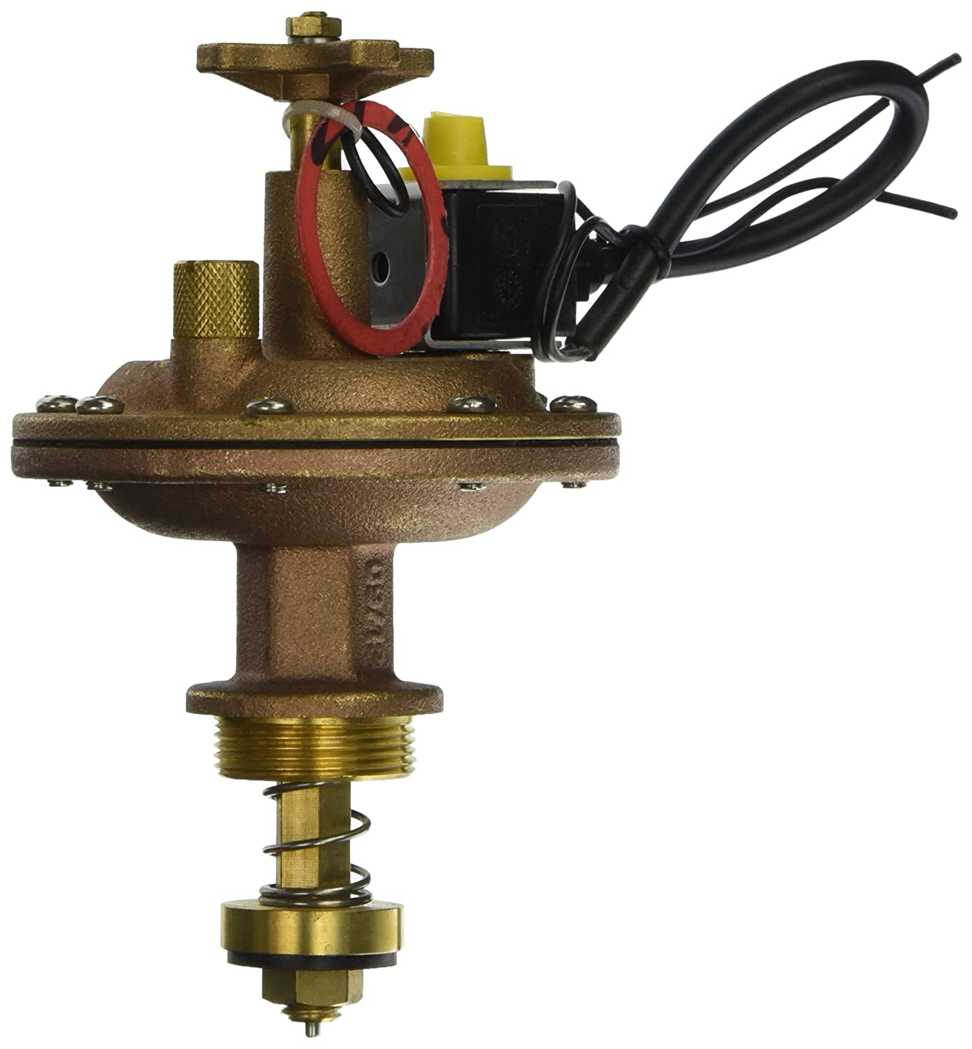 Amazon.com : 5 Pack - Orbit 3/4 Inch Brass Manual to Automatic Converter  Valve : Garden & Outdoor