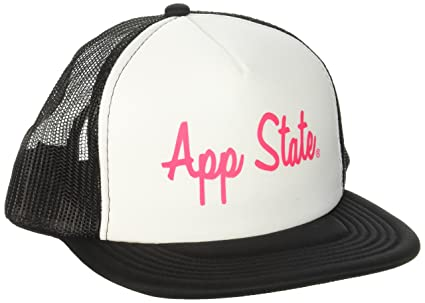 new products 9688f 64707 NCAA Appalachian State Mountaineers Adult Unisex Foam Front Mesh Back  Trucker Cap Adjustable Size