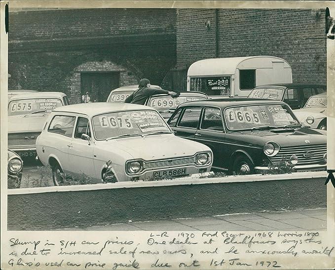 Used Car Dealers London >> Amazon Com Vintage Photo Of Motor Car Dealers Used Cars