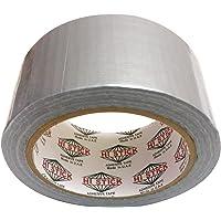 Duct Tape Hi Stick Silver Matt 2 inch x 15 yards (Pack of 1)