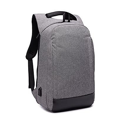 0f72f50ff510 Anti Theft Backpacks VEESUN 15.6 Inch Laptop Bag with USB Charging Port Waterproof  Business Backpack Travel