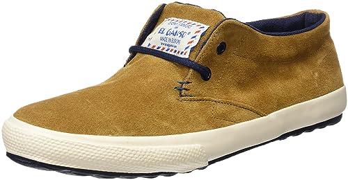 El Ganso New Model Cuero Suede - Zapatillas para Hombre, Color marrón, Talla 40: Amazon.es: Zapatos y complementos