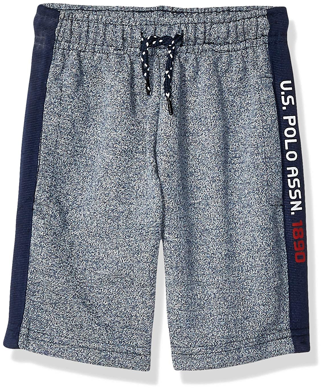 U.S Boys French Terry Short Polo Assn