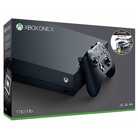 Xbox One X Forza Motorsport 7 Bundle (1TB) [Importación inglesa]: Amazon.es: Videojuegos