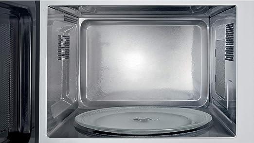 Neff HW 5350 N - Microondas sencillos, 800 W, 17 l, color gris: Amazon.es: Hogar