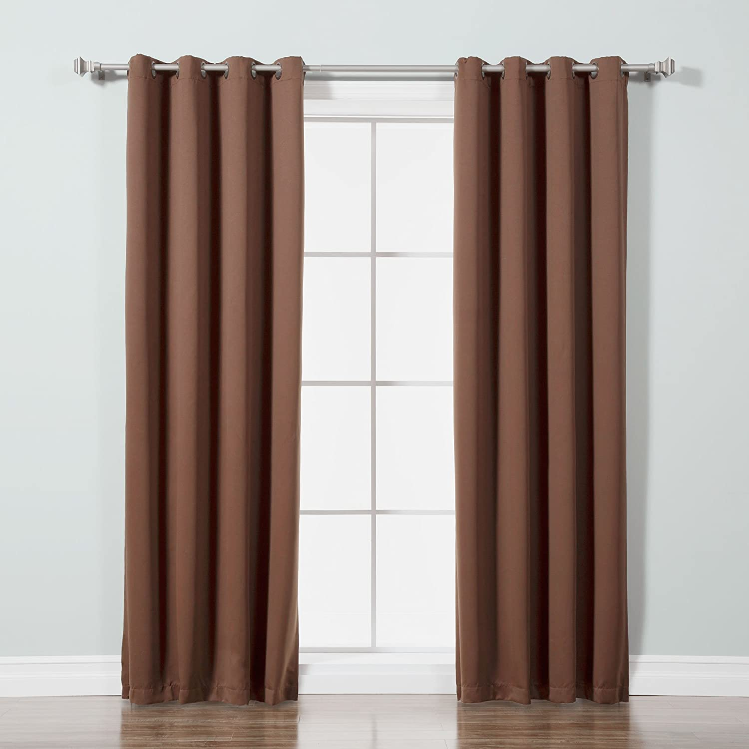 Best Home Fashion Thermal Insulated Curtains