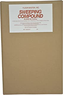 Floor Master 50# NO2 Oil Base Sweeping Compound