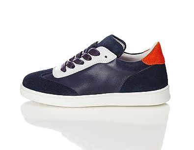 Red Wagon Zapatillas Deportivas con Cordones de Colores: Amazon.es: Zapatos y complementos