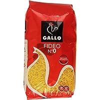 Gallo - Pastas cortas - Fideo No 0