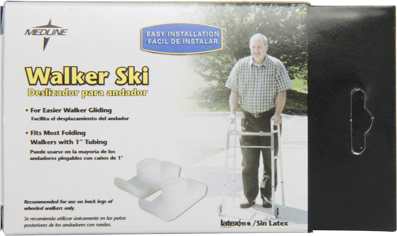 Medline Walker Ski/Glider