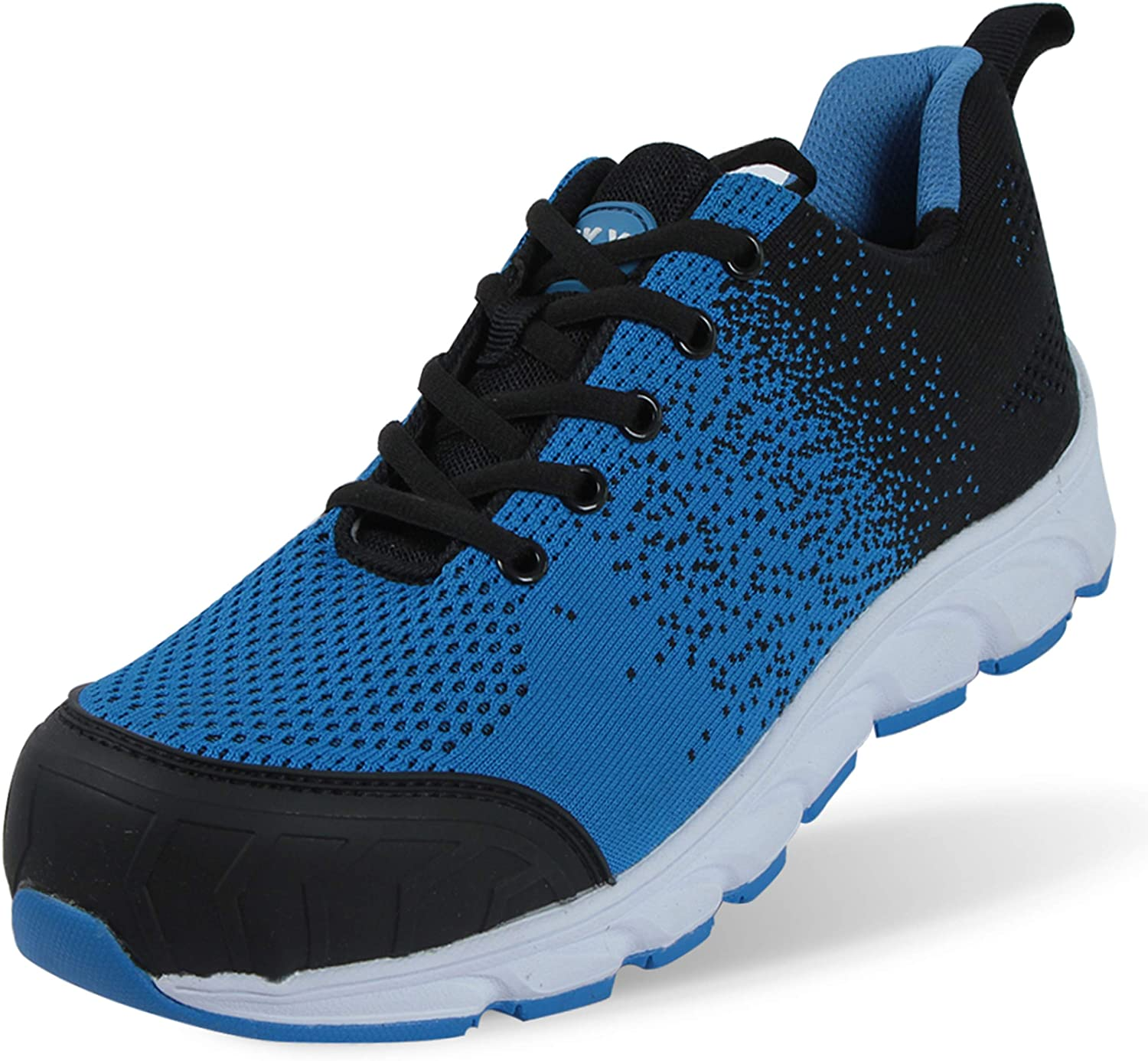 OUXX Work Shoes with Steel Toe for Men