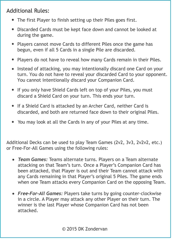 Strategy Card Game Scrimish Pillars of Eternity 2 Pack Nexci