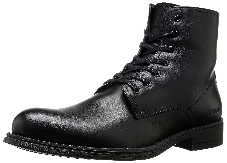 CK Jeans Men's Alarick Leather Boot