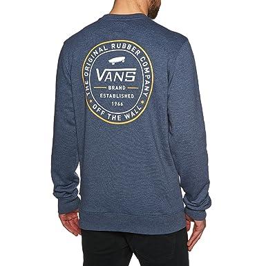 c6a695db63ae0b Sweater Men Vans Established 66 Crew Sweater  Amazon.co.uk  Clothing