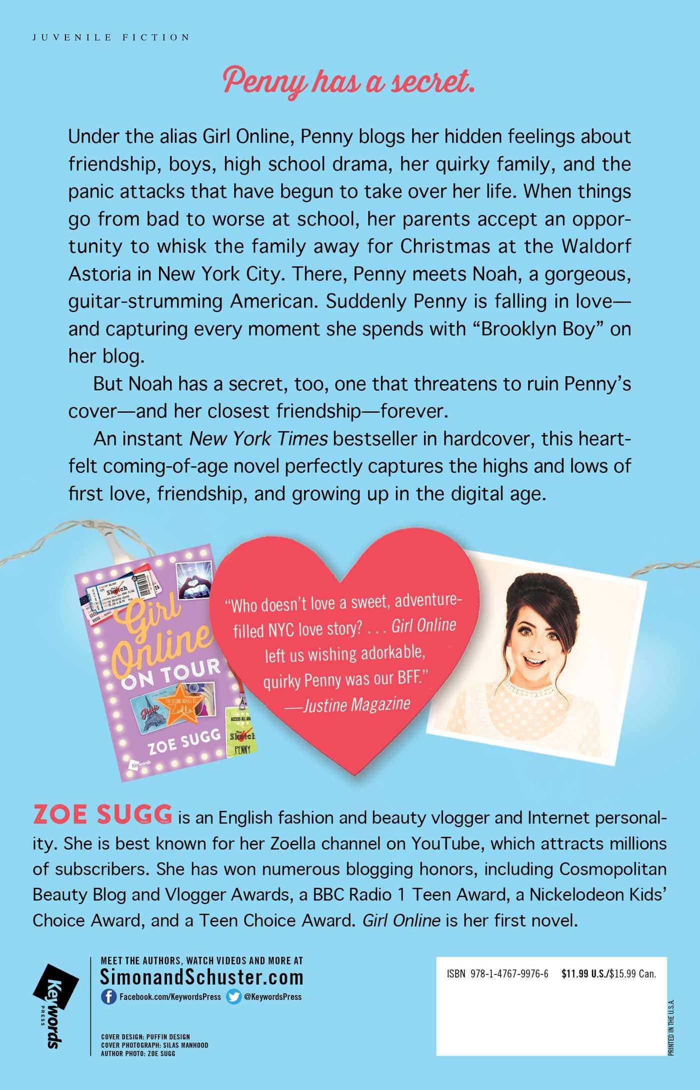 Amazon.com: Girl Online: The First Novel by Zoella (Girl Online ...
