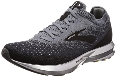 25fcfaa8f46 Brooks Men s Levitate 2 Black Grey Ebony 7 ...