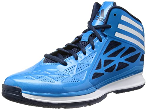 adidas Crazy Fast 2, Zapatillas de Baloncesto para Hombre, Azul ...
