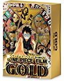 ONE PIECE FILM GOLD DVD GOLDEN LIMITED EDITION