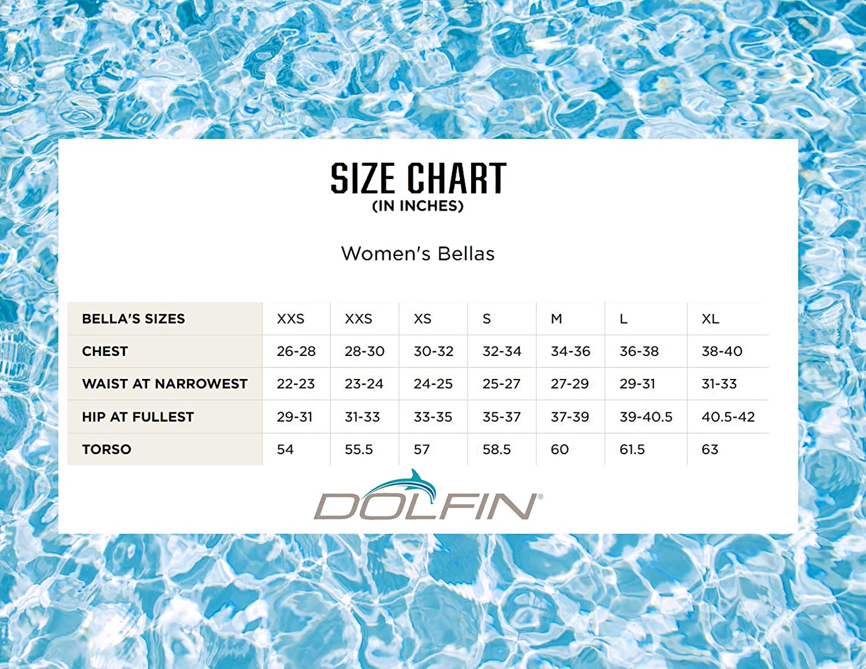 Dolfin Womens Uglies ONE-Piece V-2 Back SWIMSUIT-9502L