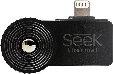 Seek Thermal CompactXR – Outdoor Thermal Imaging Camera for iOS