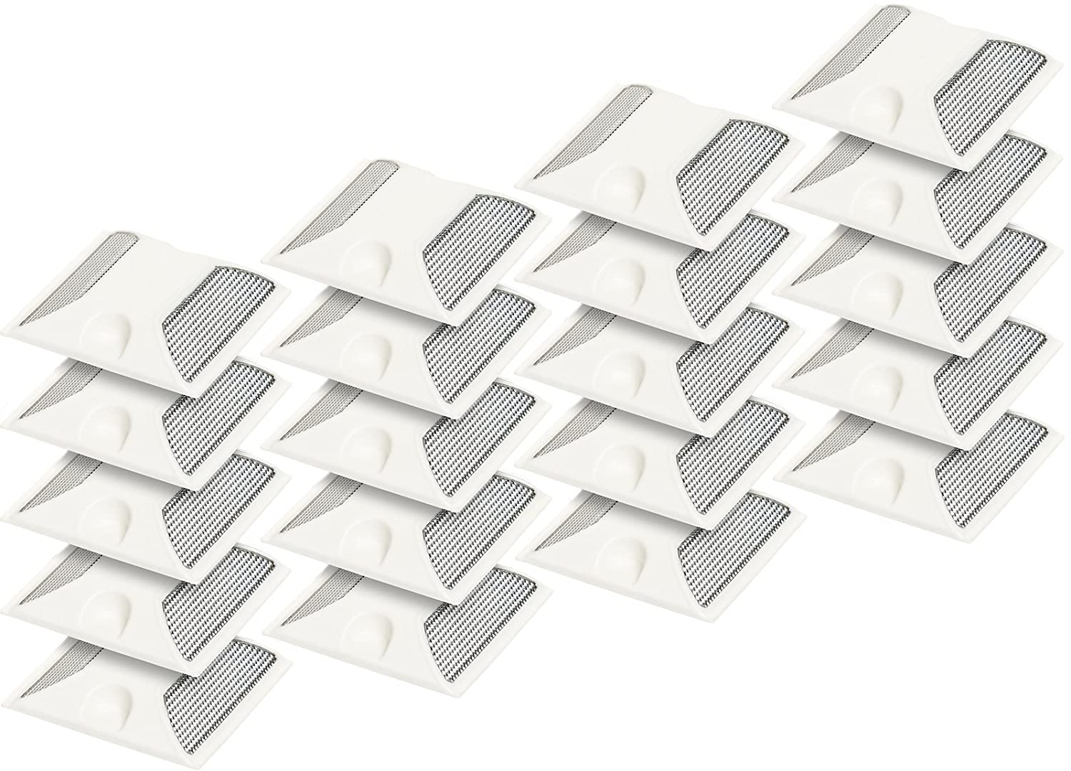 20-Pack Commercial Reflective Road Pavement Markers