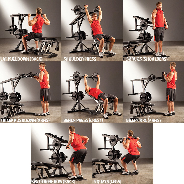 Marcy Pro PM4400 - Banco (cinta pectoral, 90 kg, banco de ejercicio, presión pectoral, prensa de hombros, múltiples) , color negro: Amazon.es: Deportes y ...
