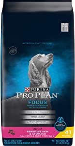 Purina Pro Plan Focus for Sensitive Skin and Stomach