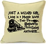 Harry potter gift quote working hard is important believe in harry potter presents gifts for him her girls boys teens birthday christmas xmas wizard solutioingenieria Images