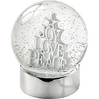 WeRChristmas–alegría Amor Paz Bola de Nieve Navidad decoración