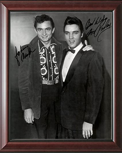 Amazon.com - Johnny Cash And Elvis Presley The Early Days Mid 1950s ...
