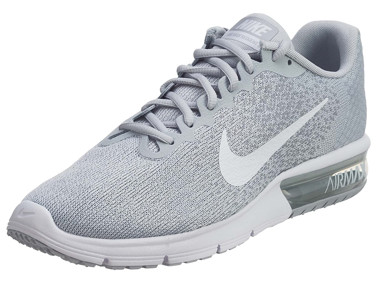 adca69485b2 Nike Men Air Max Sequent 2 Running Sneakers From Finish Line Running good.