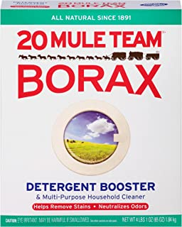 product image for 20 Mule 65 Ounce Team Borax Detergent Booster and Multi-Purpose Household Cleaner (Value Pack of 3)