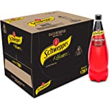 Schweppes Raspberry Soft Drink, 12 x 1.1L