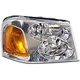 GMC Envoy Headlight OE Style Replacement Headlamp Passenger Side New