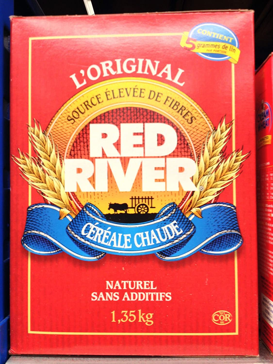 Amazon Red River Cereal 135kg Cold Breakfast Cereals