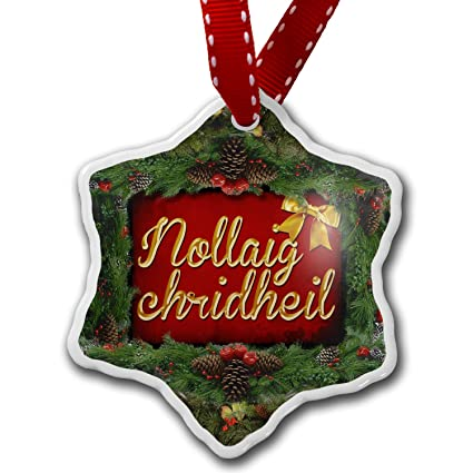 christmas ornament merry christmas in scottish gaelic from scotland neonblond - Merry Christmas In Gaelic