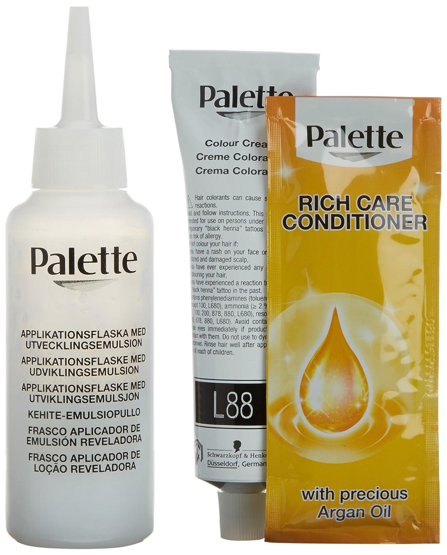 Palette Intense - Tono 7.5 Rubio Dorado Caramelo - Coloración ...