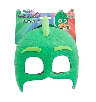Pyjamasques PJM083: Máscara de plástico Moldeado de Gluglu.