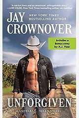 Unforgiven: Includes a bonus novella (Loveless, Texas Book 2) Kindle Edition