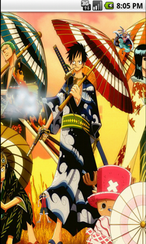one piece live wallpaper  Amazon.com: One Piece Live Wallpapers: Appstore for Android