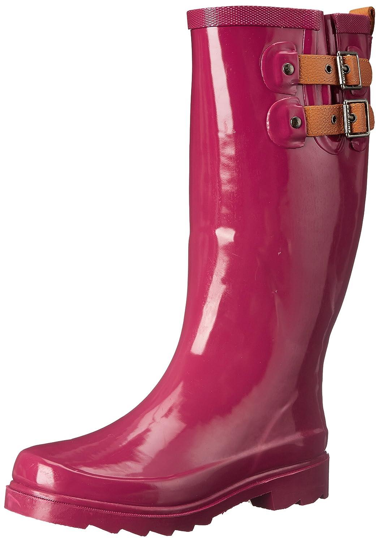 Chooka Women's Tall Rain Boot B00TDM8UXA 6 B(M) US Garnet